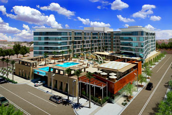 Hotel Rooms in Scottsdale  W Scottsdale  Starwood Hotels