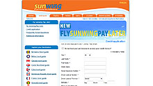 Paxnews fly now pay later with sunwing for Fly now and pay later