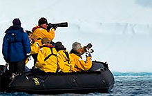 !!!QUARK AND CRUISE STRATEGIES PARTNER TO PROMOTE ANTARCTICA SAILING