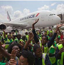 !!!AIR FRANCE LAUNCHES PARIS - ABUJA ROUTE