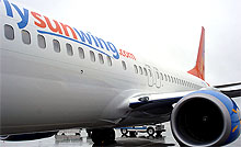 !!! SUNWING MOVES TO TERMINAL 3 IN LAS VEGAS