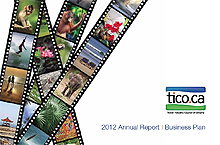 !!! TICO RELEASES 2012 ANNUAL REPORT & 2012-2015 BUSINESS PLAN