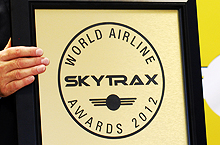 AIR CANADA & AIR TRANSAT AWARDED AT SKYTRAX WORLD AIRLINE AWARDS
