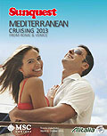 !!! SUNQUEST INTRODUCES 2013 MED CRUISING PROGRAM