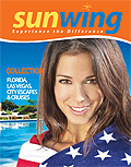 !!! SUNWING DEBUTS NEW USA COLLECTION BROCHURE