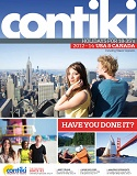 !!! CONTIKI LAUNCHES 2013-2014 USA & CANADA BROCHURE