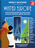 INSIGHT LAUNCHES 2012-2013 WINTER EUROPE PROGRAM