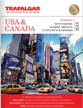 !!!TRAFALGAR LAUNCHES NORTH AMERICA BROCHURE