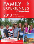 !!!TRAFALGAR LAUNCHES 2013 FAMILY EXPERIENCES BROCHURE