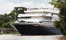 !!!  SEADREAM YACHT CLUB WILL NOT SAIL THE AMAZON IN 2014