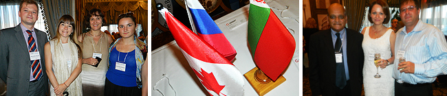 !!! CANADIAN GATEWAY HOSTS RUSSIA & BEYOND GALA DINNER