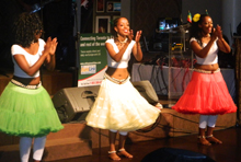 Jaivah, Toronto-based, Ethiopian dance group