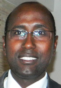 Adam Mohammad, Kenya High Commission