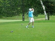 ONTARIO TRAVEL INDUSTRY HITS THE LINKS WITH ACTA