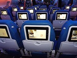 Pax Air Transat Unveils New A330 Cabin