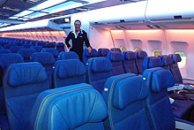 Pax Air Transat Unveils New A330 Cabin