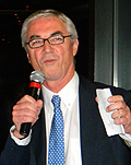 Eugenio Magnani, director, North America, Agenzia Nazionale del Turismo