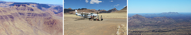 THE FAM REPORT: NAMIBIA