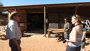 Stephen Brücker, managing director, Wolwedans explains his lodge's mission