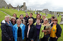 Tourism Ireland FAM participants