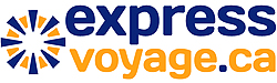 New look for ExpressVoyage.ca logo