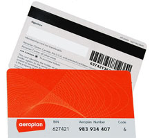 !!!AEROPLAN POINTS TO BE HIT IN 2012 FROM AIR CANADA STRIFE