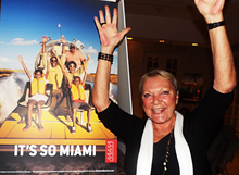 Linda Stilmann, senior director of sales, USA, Canada & emerging markets, cruise industry liaison, Greater Miami Convention & Visitors Bureau