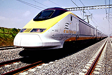 !!!RAIL EUROPE OFFERS EUROSTAR TRADE INCENTIVE