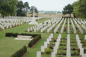 Canadian War Cemetery
