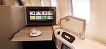 !!! Air Canada Premieres New Boeing 787 Dreamliner Cabin Interiors