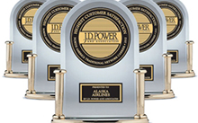 !!! J.D  Power &amp; Associates Ranks Airline Customer Satisfaction 