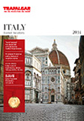!!! Trafalgar Launches 2014 Italy Brochure