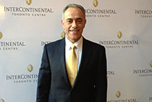 Alexi Hakim, general manager, InterContinental Toronto