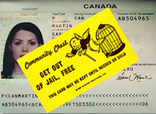 !!! Your Passport Is Not a 'Get Out of Jail' Free Card
