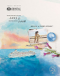 !!! Crystal Cruises Releases 25th Anniversary Worldwide Cruise Atlas