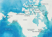 !!! Crystal Cruises set to launch Arctic Expedition voyage
