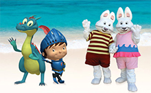 !!! Royalton Luxury Resorts Welcome Children's Characters
