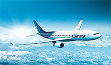 !!! Air Transat named Best North American Leisure Airline