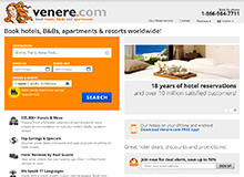 Travel Agent Login Venere Com