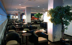 The Toronto Infield Lounge Becomes Third Maple Leaf At Pearson Airport Complementing Existing Lounges New Terminal One And